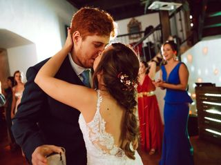 La boda de Estefanía y Ángel 1