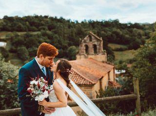 La boda de Estefanía y Ángel