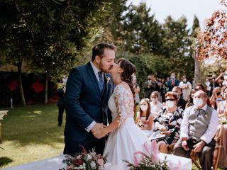 La boda de Seila y Tomy