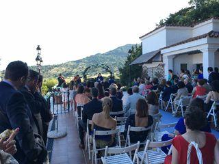 La boda de Luz y Pedro 2
