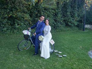 La boda de Luz y Pedro