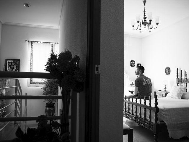 La boda de Alberto y Estíbaliz en Mérida, Badajoz 10