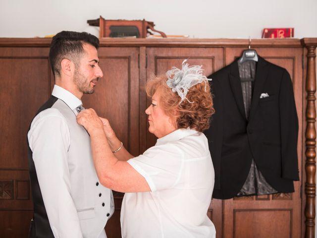 La boda de Alberto y Estíbaliz en Mérida, Badajoz 16