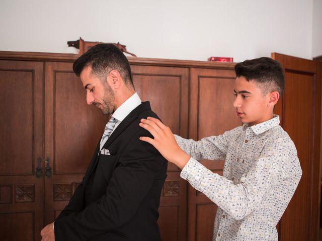 La boda de Alberto y Estíbaliz en Mérida, Badajoz 18
