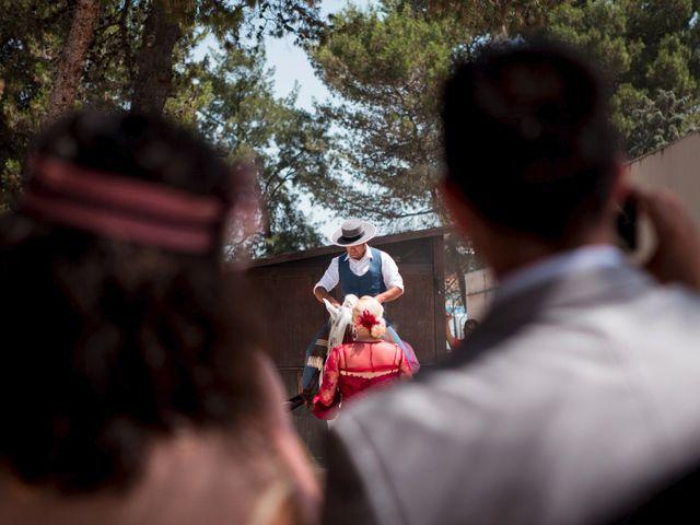 La boda de Alberto y Estíbaliz en Mérida, Badajoz 59