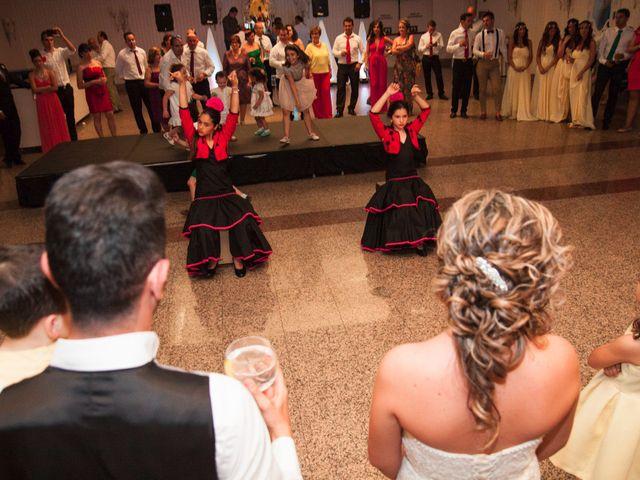 La boda de Alberto y Estíbaliz en Mérida, Badajoz 73