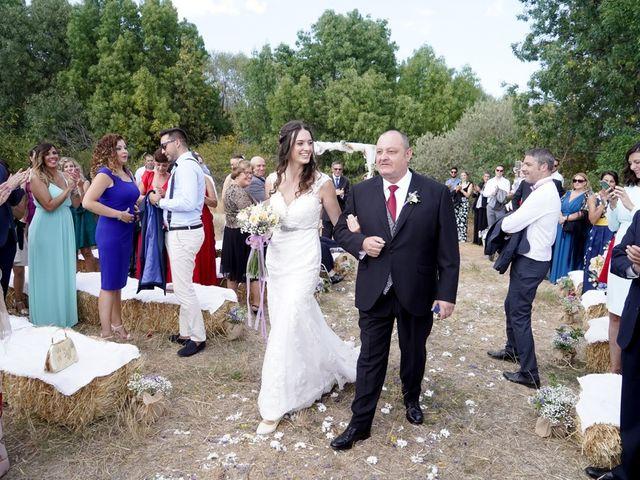 La boda de Juan Francisco y Nuria en Pinilla Del Valle, Madrid 8