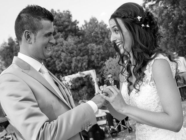 La boda de Juan Francisco y Nuria en Pinilla Del Valle, Madrid 10