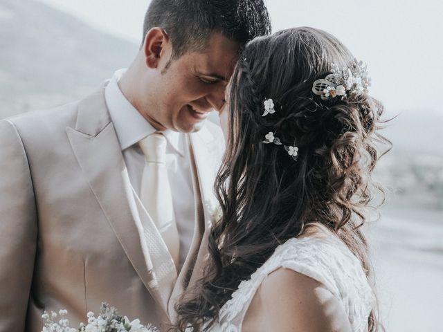 La boda de Juan Francisco y Nuria en Pinilla Del Valle, Madrid 13