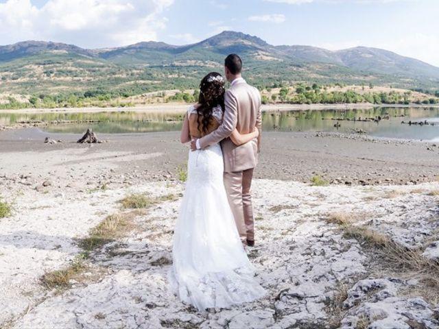 La boda de Juan Francisco y Nuria en Pinilla Del Valle, Madrid 1
