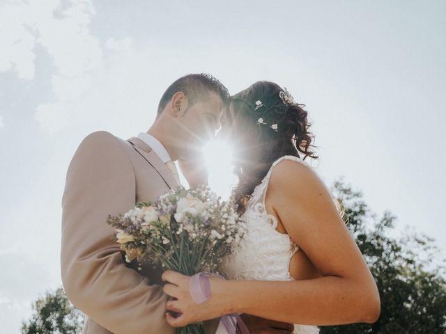 La boda de Juan Francisco y Nuria en Pinilla Del Valle, Madrid 14