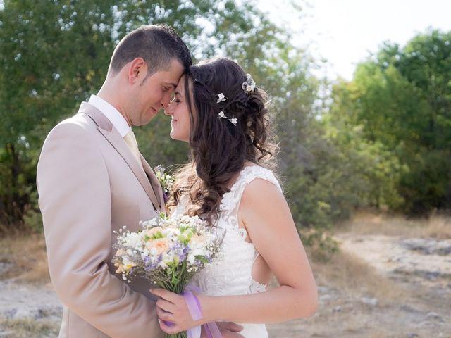 La boda de Nuria y Juan Francisco