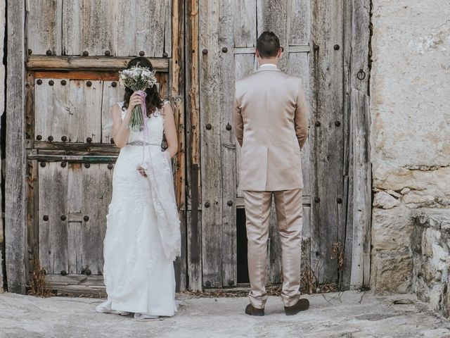 La boda de Juan Francisco y Nuria en Pinilla Del Valle, Madrid 18