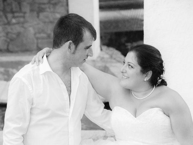 La boda de Mª Carmen y Felipe