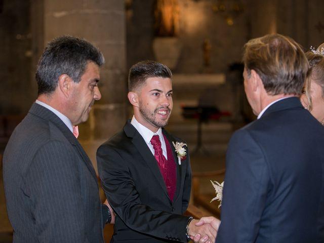 La boda de Cristian y Laura en Torroella De Montgri, Girona 8