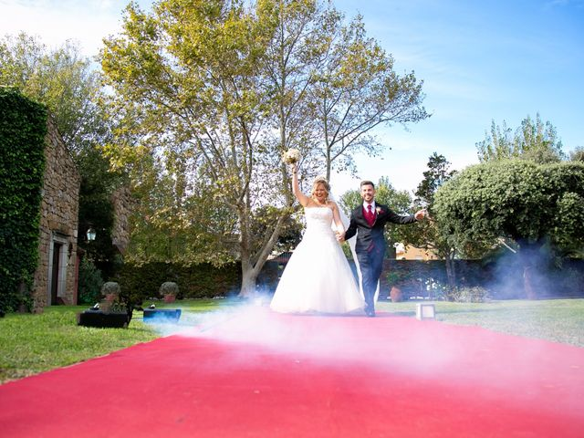 La boda de Cristian y Laura en Torroella De Montgri, Girona 11