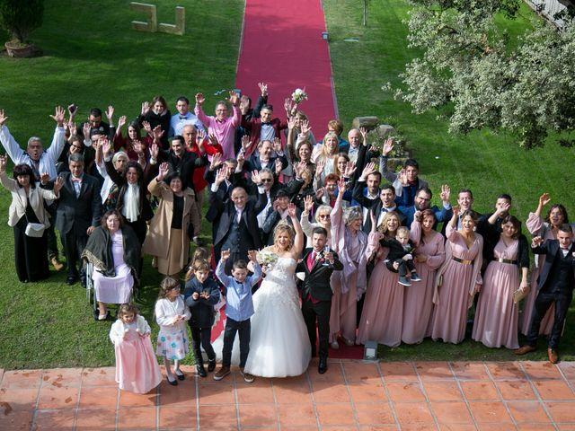 La boda de Cristian y Laura en Torroella De Montgri, Girona 12