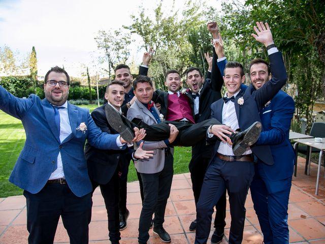 La boda de Cristian y Laura en Torroella De Montgri, Girona 13
