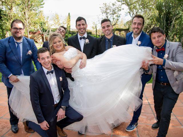 La boda de Cristian y Laura en Torroella De Montgri, Girona 14