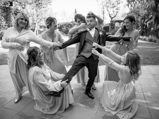 La boda de Cristian y Laura en Torroella De Montgri, Girona 15