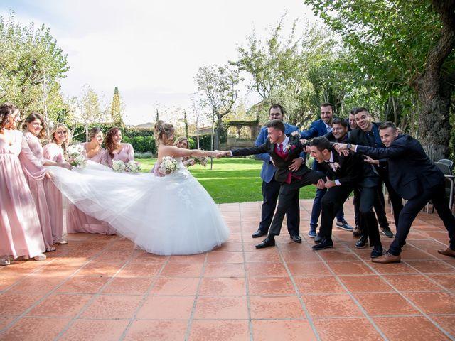 La boda de Cristian y Laura en Torroella De Montgri, Girona 16