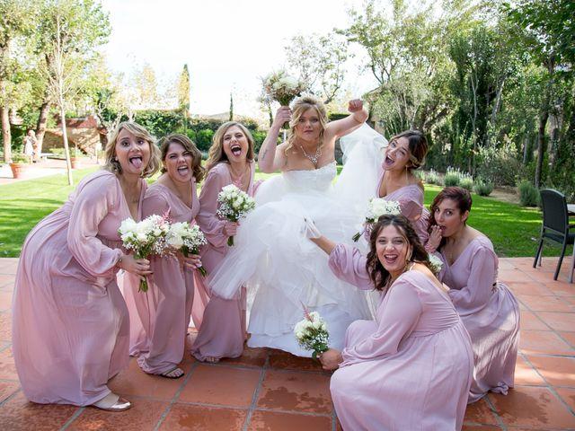 La boda de Cristian y Laura en Torroella De Montgri, Girona 17