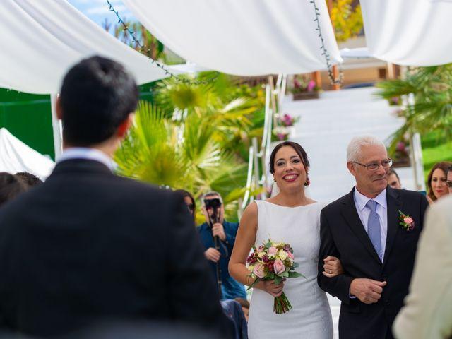 La boda de Javier y Patricia en Murcia, Murcia 11