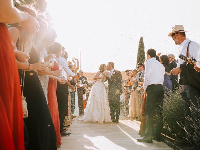 La boda de Alba y Enric
