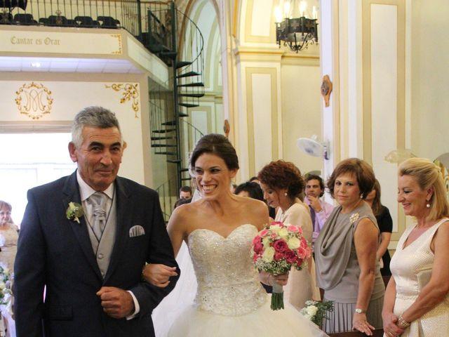 La boda de Roberto y Sonia en Alacant/alicante, Alicante 5