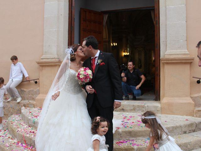La boda de Roberto y Sonia en Alacant/alicante, Alicante 7