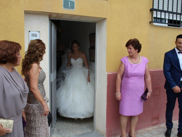 La boda de Roberto y Sonia en Alacant/alicante, Alicante 11