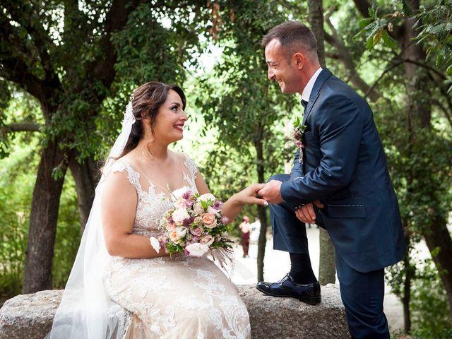 La boda de Juani y José