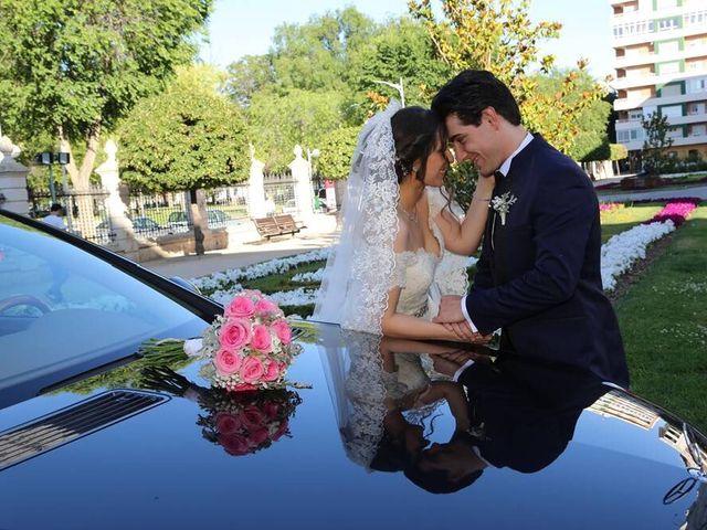La boda de Nati y Marcos