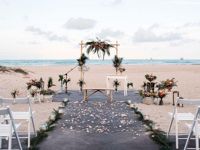 La boda de Dani y Cuca en Valencia, Valencia 3
