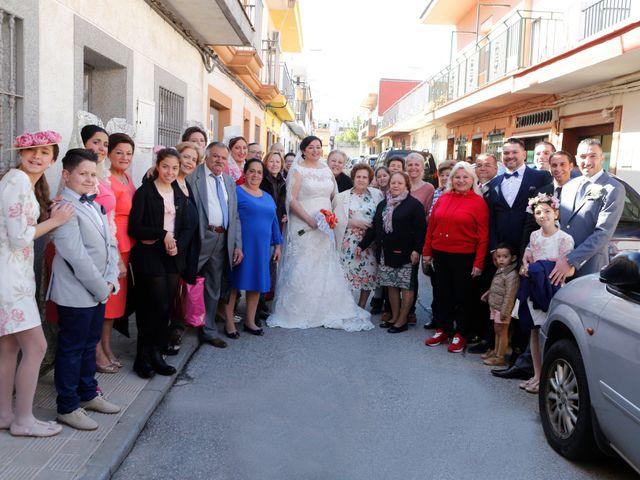 La boda de Chema y Carmen en Sevilla, Sevilla 5