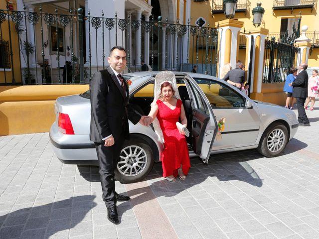 La boda de Chema y Carmen en Sevilla, Sevilla 6