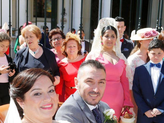 La boda de Chema y Carmen en Sevilla, Sevilla 7