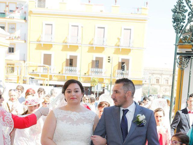 La boda de Chema y Carmen en Sevilla, Sevilla 8