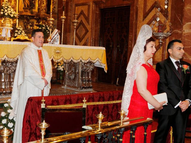 La boda de Chema y Carmen en Sevilla, Sevilla 9