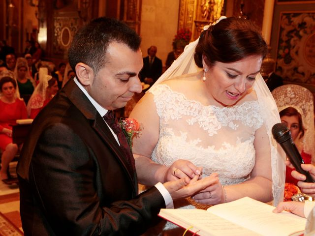 La boda de Chema y Carmen en Sevilla, Sevilla 14