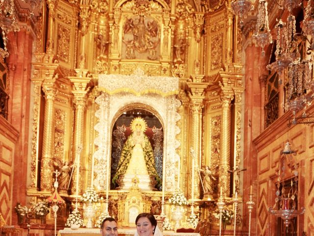 La boda de Chema y Carmen en Sevilla, Sevilla 15