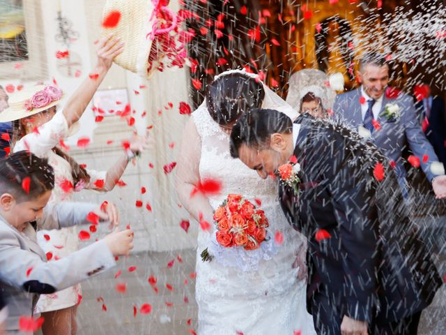 La boda de Chema y Carmen en Sevilla, Sevilla 17
