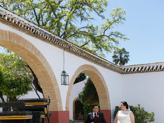 La boda de Chema y Carmen en Sevilla, Sevilla 21