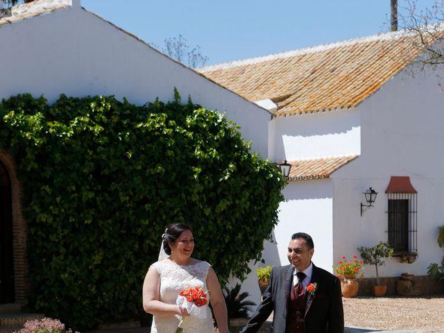 La boda de Chema y Carmen en Sevilla, Sevilla 22