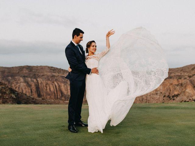 La boda de Elisa y Carlos