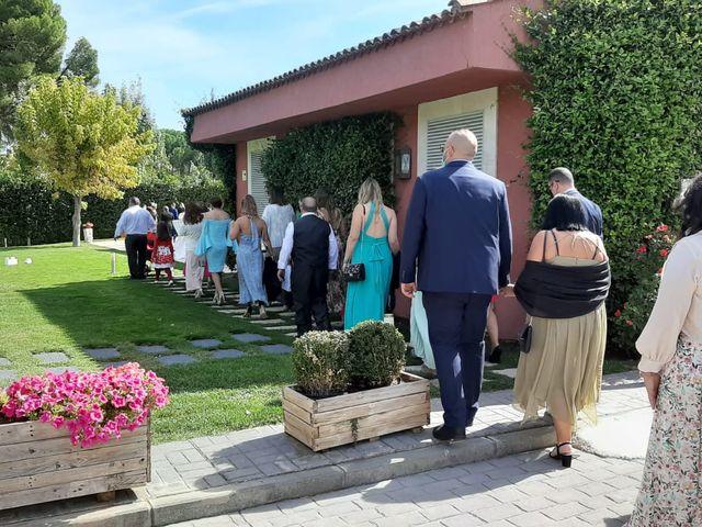 La boda de Tomy y Seila en Velilla De San Antonio, Madrid 1