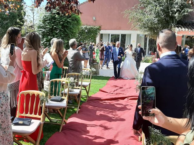La boda de Tomy y Seila en Velilla De San Antonio, Madrid 2