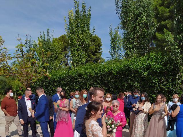 La boda de Tomy y Seila en Velilla De San Antonio, Madrid 9