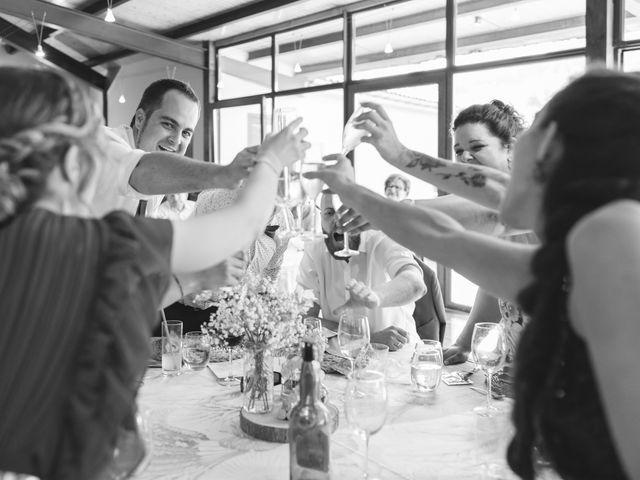 La boda de Fernanda y Maria en Naveces, Asturias 17