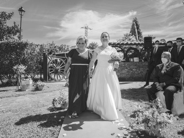 La boda de Fernanda y Maria en Naveces, Asturias 19